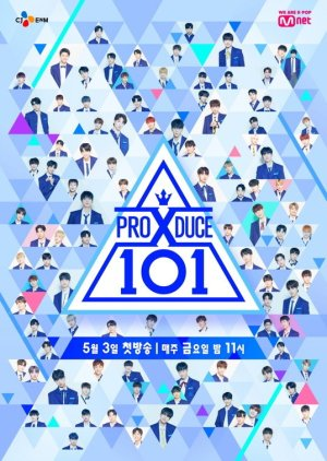 Produce X 101 (2019) - MyDramaList