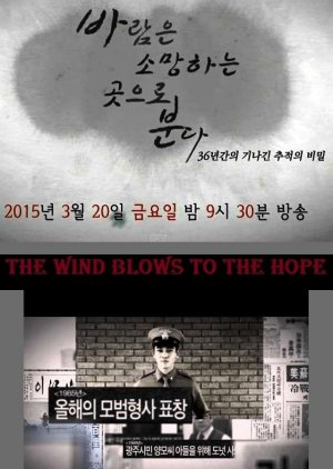 Drama Special Season 6:  The Wind Blows to the Hope (2015) poster