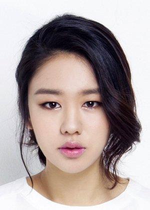 Ahn Eun Jin in Strangers from Hell Korean Drama (2019)