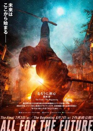 Rurouni Kenshin: The Final (2020) poster