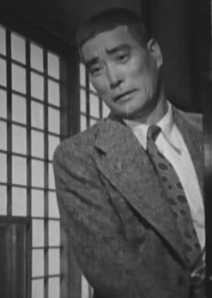 Kosugi Yoshio in The Human Vapor Japanese Movie (1960)