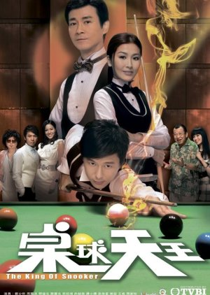 The King of Snooker (2009) poster