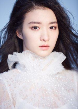 Wang Chu Ran in Kun Lun Chinese Drama (2020)