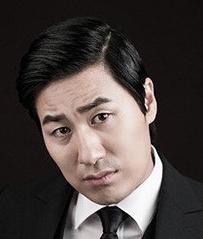 Lee Sang Hoon in Love of South and North Korean Movie (2003)