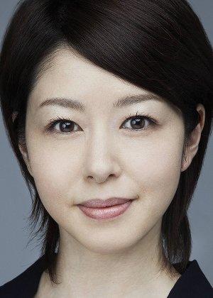 Horiuchi Keiko in CHANGE Japanese Drama (2008)