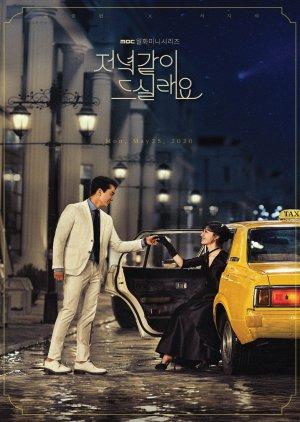 Dinner Mate (2020) poster