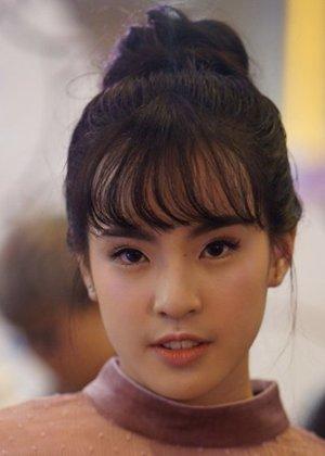 Lilly Apichaya Thongkham in The Face Thailand: Season 2 Thai TV Show (2015)