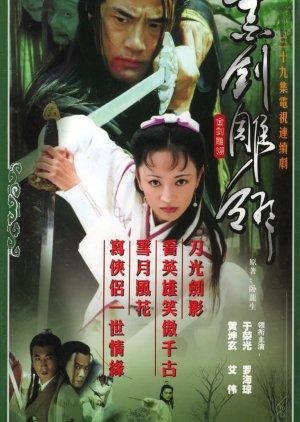 Jin Jiang Dao Ling (2003) poster