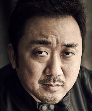 Ma Dong Seok in Along with the Gods 3 Korean Movie (2021)