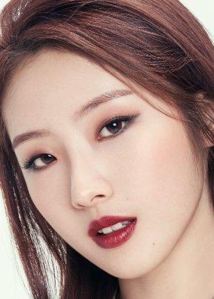 Jo Ha Seul in Loona TV Prequel Korean TV Show (2016)