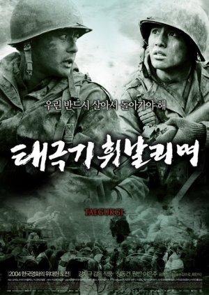 Tae Guk Gi: The Brotherhood of War (2004) poster