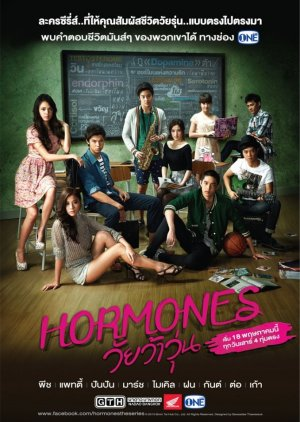 Hormones Special: Series Introduction (2013) poster