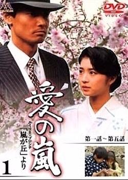 Ai no Arashi (1986) poster