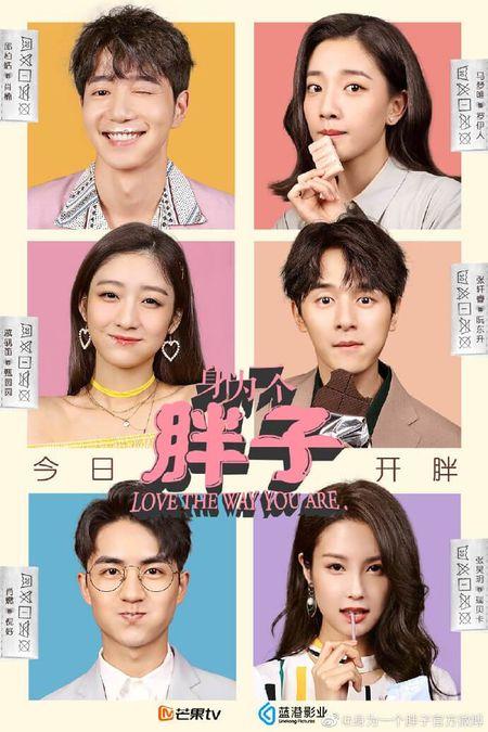 Love The Way You Are Drama China Pemain