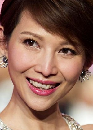 Ada Choi in Beauty at War Hong Kong Drama (2013)
