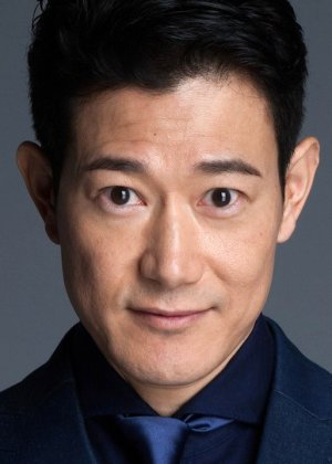 Yano Koji in East Wind Rain Chinese Movie (2010)