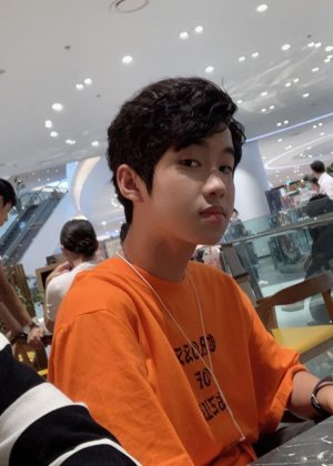 Petch Siripanich in If I Love A Boy Thai Drama (2019)