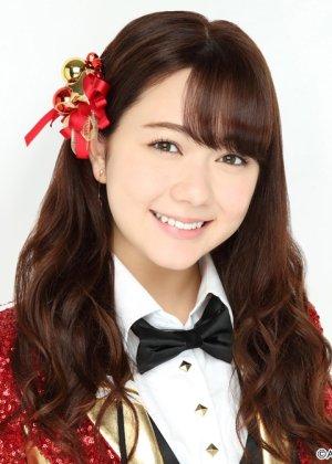 Murashige Anna in HaKaTa Hyakkaten 2 Japanese TV Show (2013)