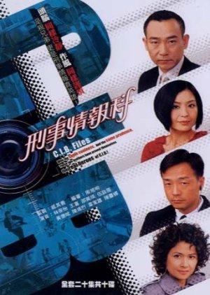 C.I.B Files (2006) poster