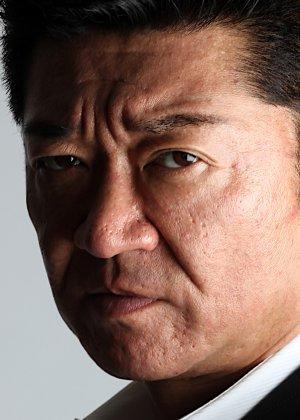 Ozawa Hitoshi in Elite Yankee Saburo Japanese Drama (2007)