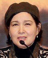 Kim Ae Kyung in The First Republic Korean Drama (1981)