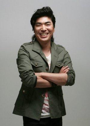 Sung Nak Kyung in A Wacky Switch Korean Movie (2004)