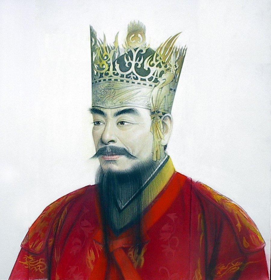 King Dong Myeong of Goguryeo