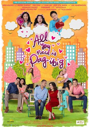 All You Need Is Pag-ibig (2015) poster