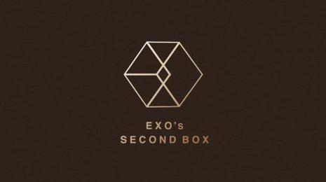 EXO's Second Box