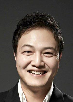 Jung Woong In in Hong Guk Young Korean Drama (2001)