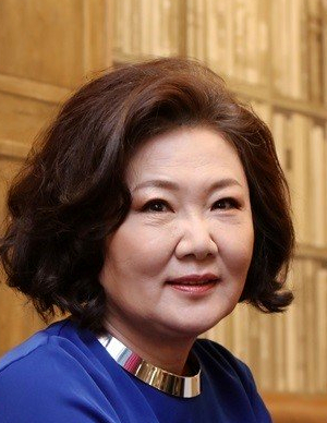 Kim Hae Sook in White Lies Korean Drama (2008)