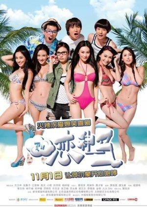 Summer Love Love (2011) poster