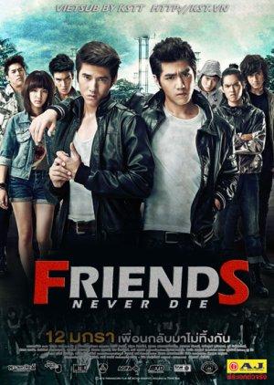 Friends Never Die (2012) poster