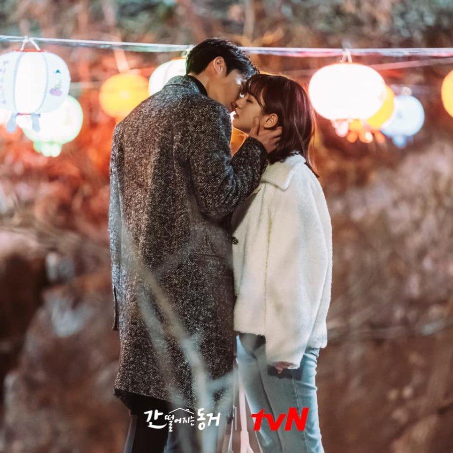 Hyeri và hồ ly Jang Ki Yong khóa môi ngọt lịm nhưng cái kết lại khiến netizen nổi da gà - Ảnh 6.