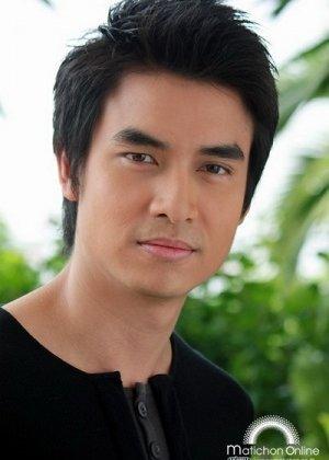 Yai Sira Patrat in Game Payabaht Thai Drama (2017)