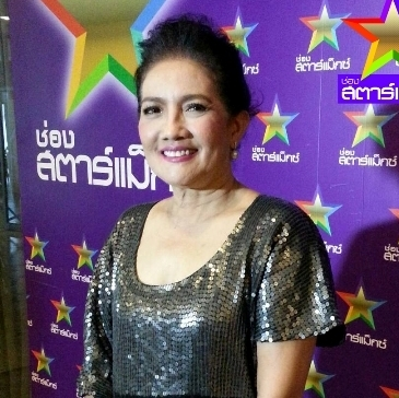 Pimkae Goonchorn Na Ayutthaya in Ai Koon Pee Thai Drama (2013)