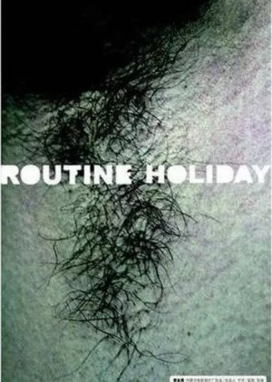 Routine Holiday (2008) poster