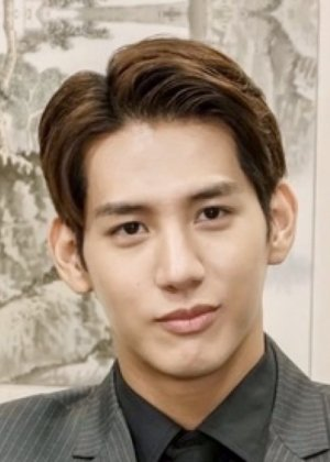 Jacob Hwang in The Four Horsemen Chinese Drama (2015)