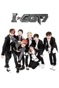 I GOT7 (2014) poster