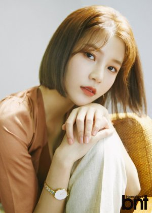 Im Hyun Joo in Heart Signal 2 Korean TV Show (2018)