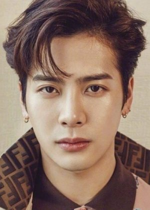 Jackson Wang in GOT7 TOURGRAPH  WORLD TOUR 'EYES ON YOU' Korean TV Show (2019)
