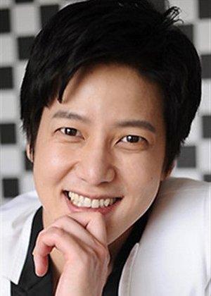 Jung Min in Cooking up Romance Korean Drama (2008)