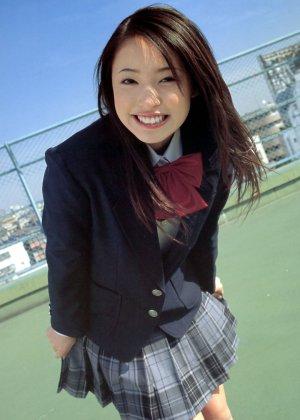 Suenaga Haruka in Budo no ki Japanese Special (2003)