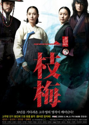 The Return of Iljimae (2009) poster