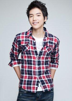 Kim Min Sang in Battlefield Heroes Korean Movie (2011)