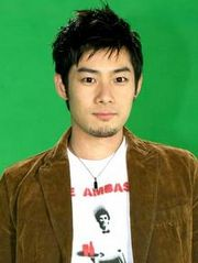 Eli Shi in The Moon Also Rises Taiwanese Movie (2005)