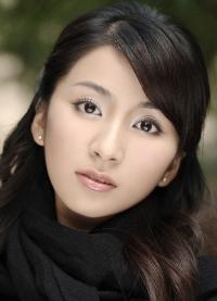 Cici Liu in Earth God And Earth Grandmother Chinese Drama (2014)