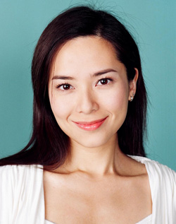 Sonija Kwok in Under the Veil Hong Kong Drama (2015)