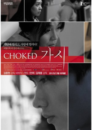 Choked (2012) poster