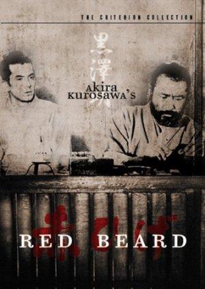 Red Beard (1965) poster